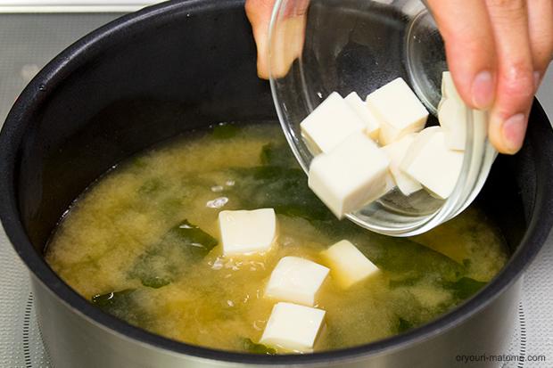 基本の味噌汁の作り方と具材別カロリー表|お料理まとめ
