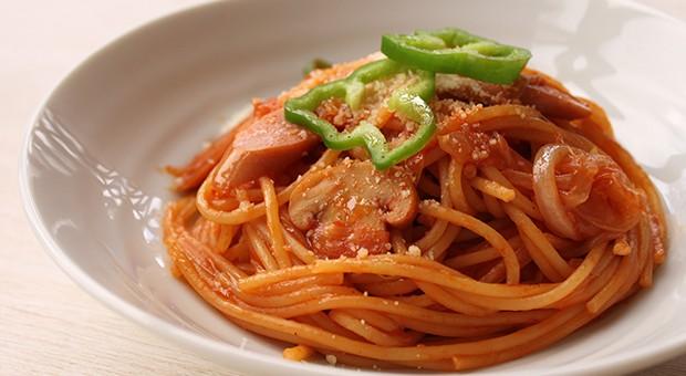 美味しい ナポリタン スパゲティ の 作り方